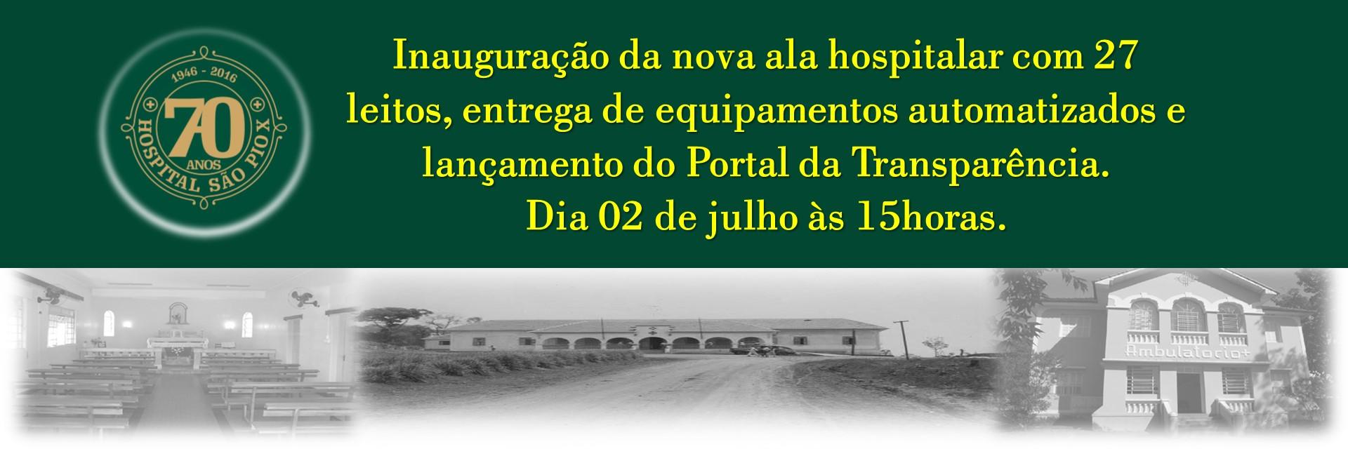 Convite Inauguracao