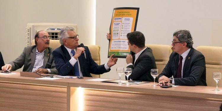 Governo anuncia ações para conter o coronavírus em Goiás