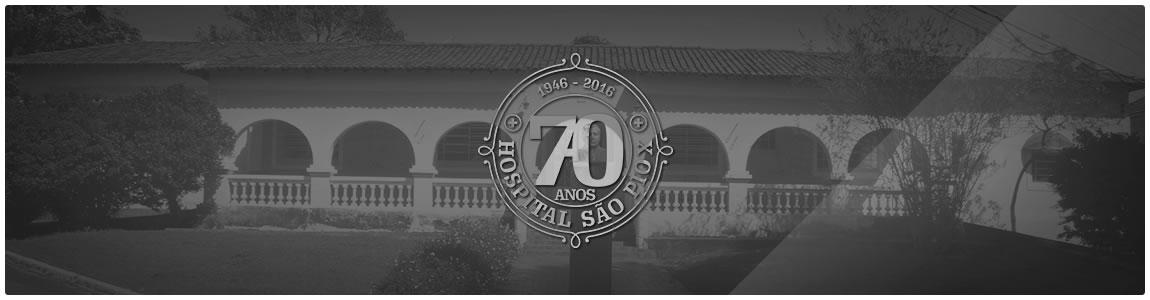 70 anos do hospital
